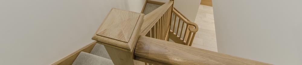 Multi Turn Oak Handrails Promo